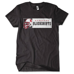 Blackshirts Black Label Football Tee