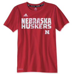 Nebraska Huskers Youth Performance Tee Shirt