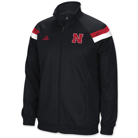 Youth Boys Nebraska Football Travel Jacket