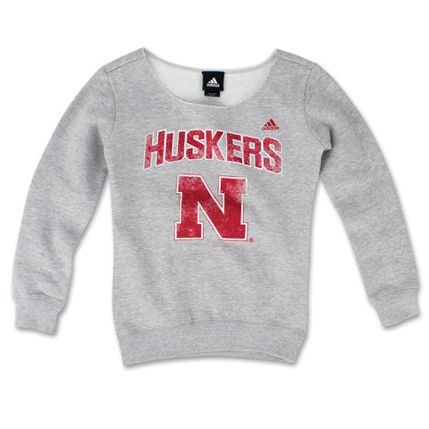 Youth Nebraska Huskers Girls Sweatshirt