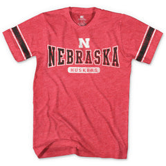 Vintage Nebraska Huskers Game Day Tee