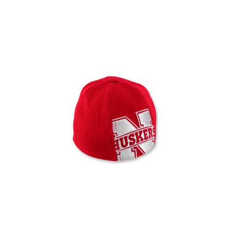 Youth Huskers Rookie Hat-Red