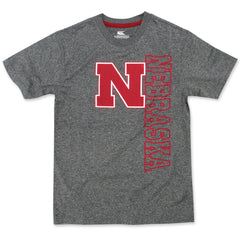 Youth Boys Performance Huskers Tee Shirt