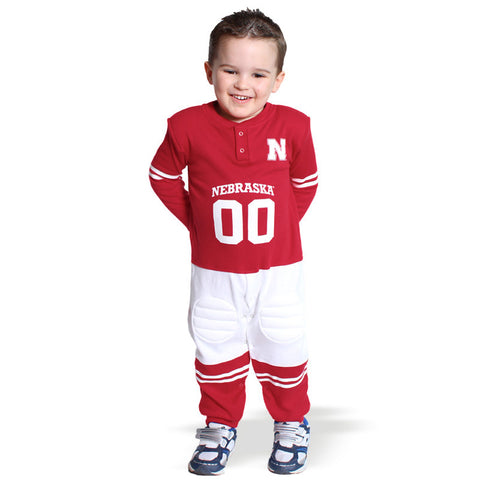 University of Nebraska Huskers Toddler Uniform Set