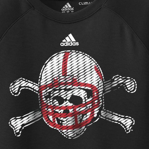 Youth Nebraska Blackshirts Performance Football Tee