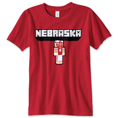 Youth Boys Nebraska Football Game T-Shirt
