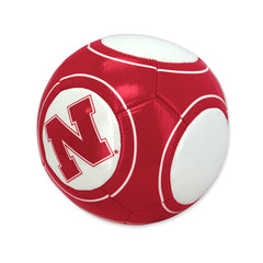 Shop Nebraska Huskers Soccer Ball