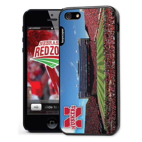 Nebraska Football Memorial Stadium Cell Phone Case