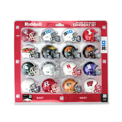 Big Ten Conference Pocket Size Football Helmets