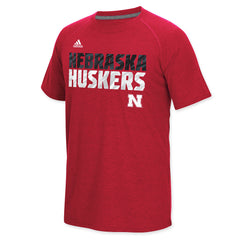 Nebraska Huskers Shock Energy Performance Tee