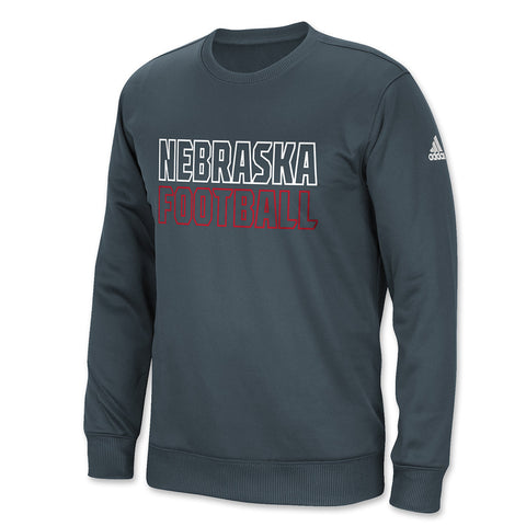 Nebraska Football Coach's Sideline Crew by Adidas