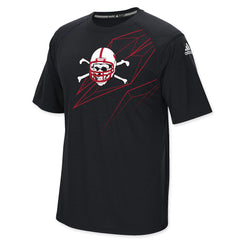 Blackshirts Performance Edge Tee by Adidas