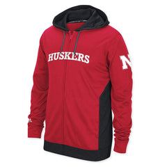 Nebraska Football Big Time Player Hoody by Adidas
