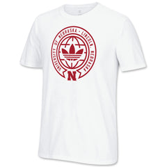 Big Red Around the World Adidas Tee