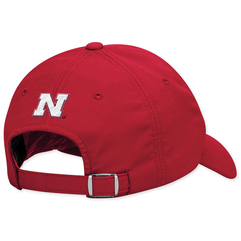 Nebraska Huskers Football Staffing Hat by Adidas