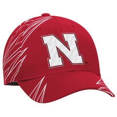 Nebraska Football Volume Hat by Adidas