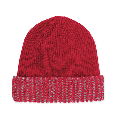 Nebraska Cuff Knit Stocking Cap