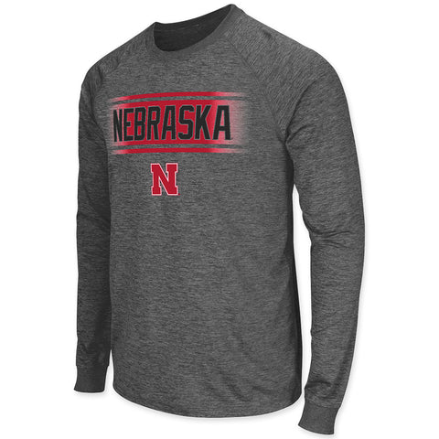 University of Nebraska Mens Performance Shirt
