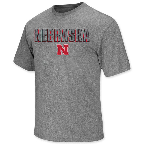 Mens Nebraska Huskers Performance Tee