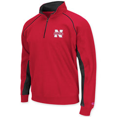 Nebraska Huskers 1/4 Zip Jacket