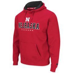 Nebraska Huskers Mens Fleece Sweatshirt