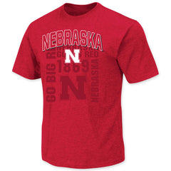 Go Big Red Huskers T-Shirt