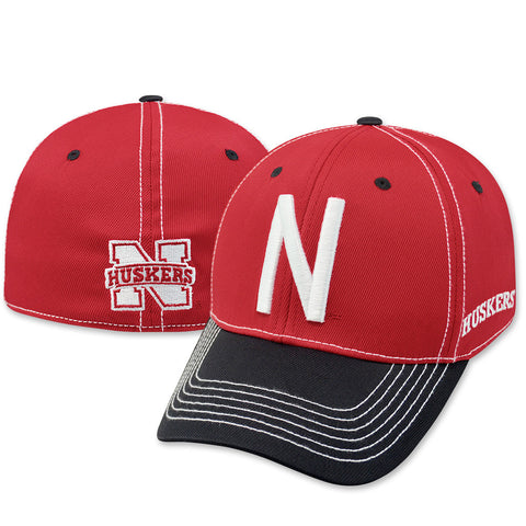 Nebraska Huskers Krossover Hat by Top of the World
