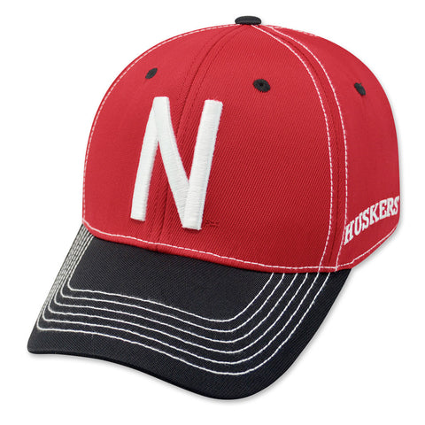 Nebraska Huskers Flexfit Hat by TOW
