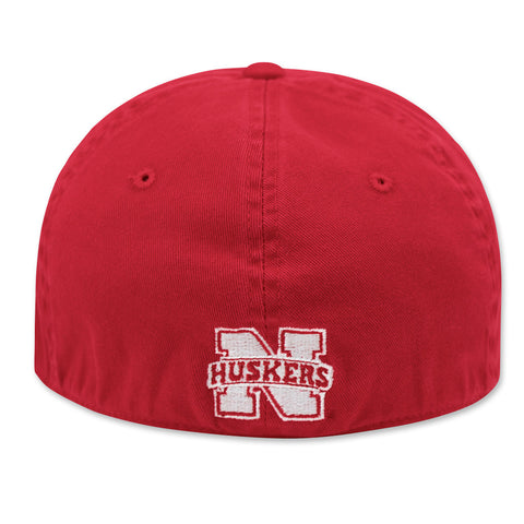 Relaxed Cotton Nebraska Huskers Hat