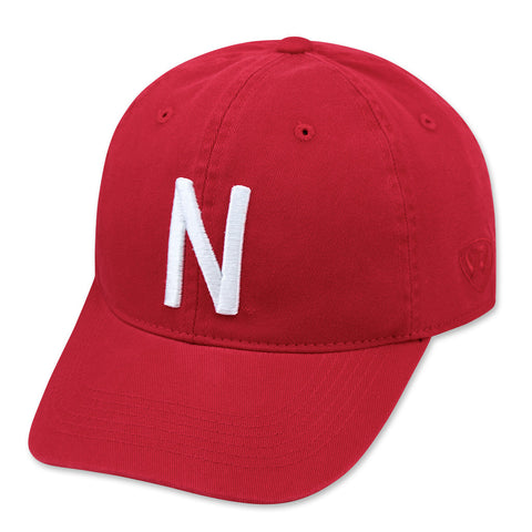 Relaxed Nebraska Huskers Flexfit Hat