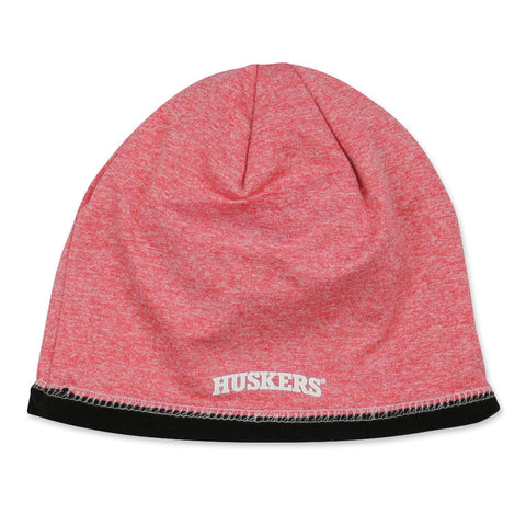 Mens Huskers Performance Workout Beanie