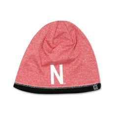 Mens Nebraska Huskers Performance Fabric Beanie