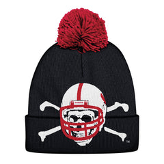 Cuffed Nebraska Blackshirts Stocking HAt