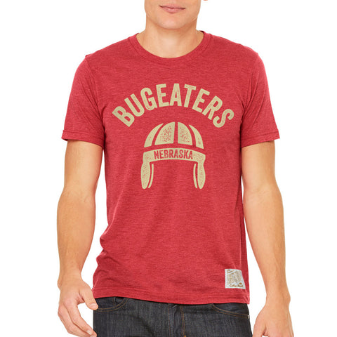 Leatherhead Bugeaters Tee - Red - SS