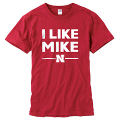 Mike Riley Nebraska Football T-Shirt