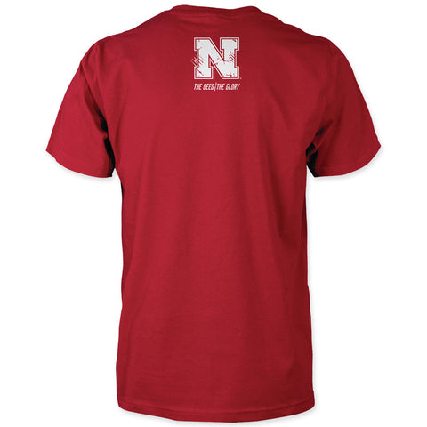 Nebraska Football In the Deed the Glory Tee