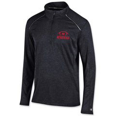 Nebraska Football Performance 1/4 Zip Pullover