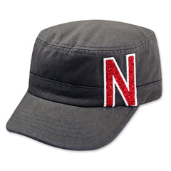 Nebraska Womens Fashion Cadet Hat