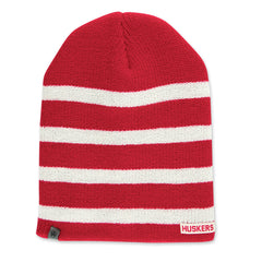 Ladies Nebraska Huskers Winter Knit Hat