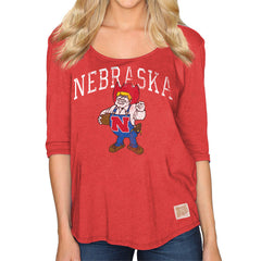 Herbie Huskers Womens Vintage Top