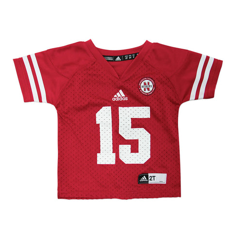 Infant Toddler Nebraska Huskers Football Jersey by Adidas