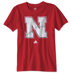 Nebraska Huskers Chromed Out Youth Boys Tee
