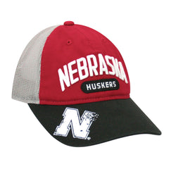 Youth Boys Nebraska Huskers Trucker Hat