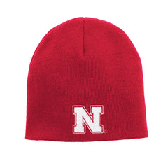 Nebraska Huskers Kids Red Stocking Cap