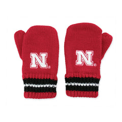 Toddler & Kids Go Big Red Mittens by Adidas