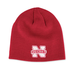 Nebraska Huskers Youth Beanie