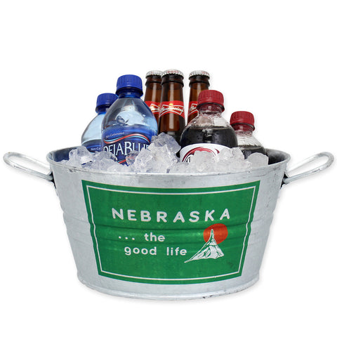 Welcome to Nebraska Ice Tub