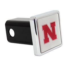 University of Nebraska Truck Hitch Cover