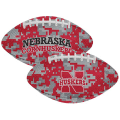 Digital Camo Huskers Football