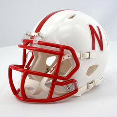 Nebraska Huskers Football Mini Helmet